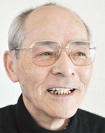永島達四郎(たつしろう)さん