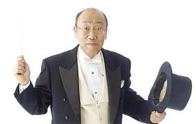 青島広志氏のトークも