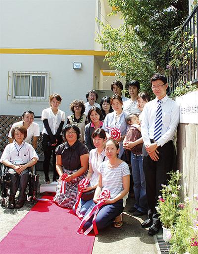 障害児を放課後支援