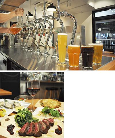 国産クラフトビール専門店オープン