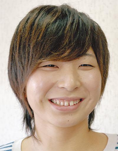 名須川 紗綾(なすかわさあや)さん
