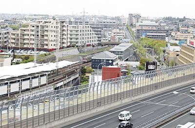 江田駅周辺に「道の駅」構想