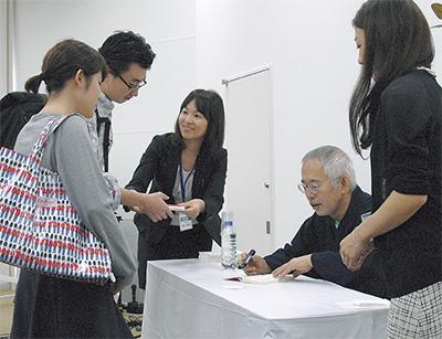 ジブリ鈴木氏が講演