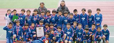あざみ野FC が4強