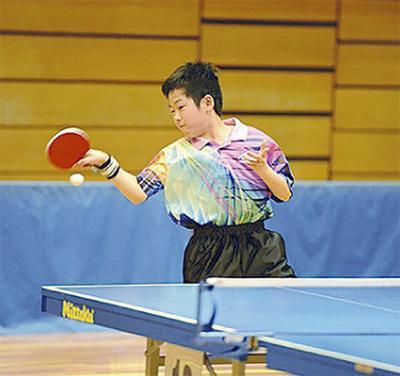 卓球 東アジア大会へ