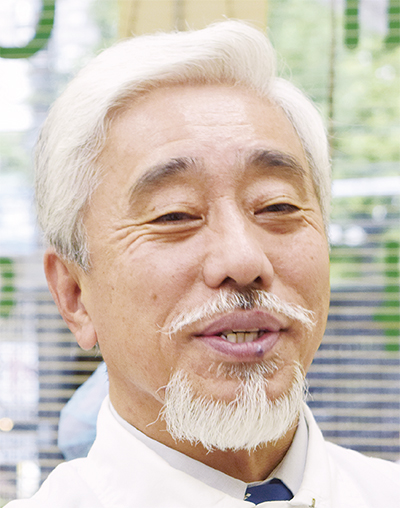 藤尾 昭さん