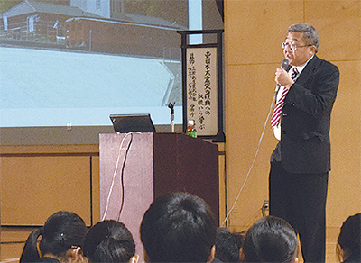 東日本大震災の復興学ぶ