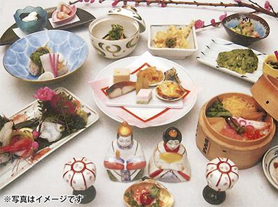春の味を京懐石で