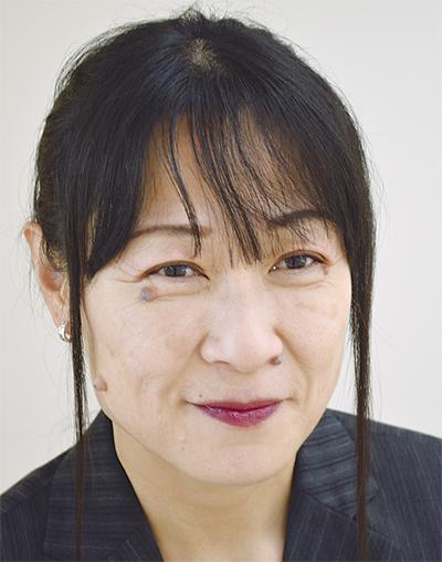守屋 富美子さん