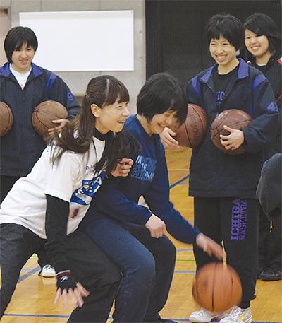 元日本代表が「ブカツ応援」