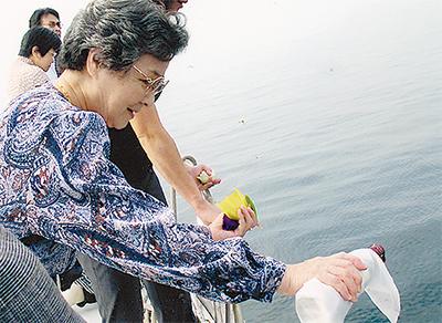 海洋散骨 樹木葬学習会