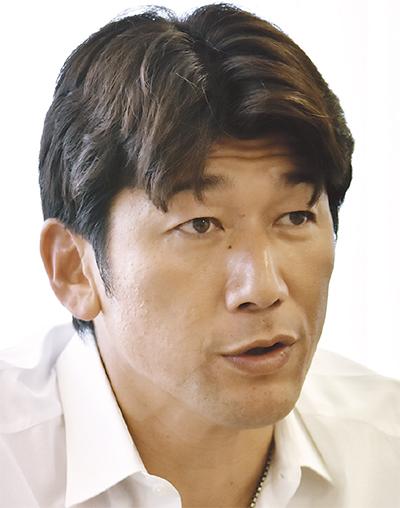 三浦 大輔さん