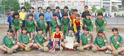 県で連覇を達成