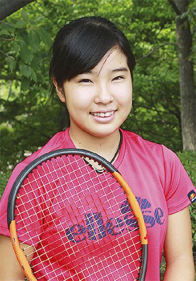 「自分のテニス」で各国転戦