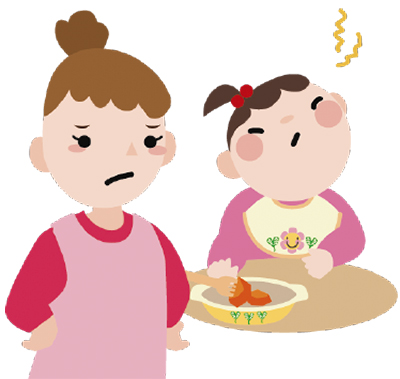 """食べ物の""""好き嫌い""""は悪いこと?"""