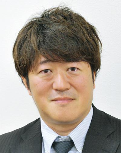 皆川 幸成さん