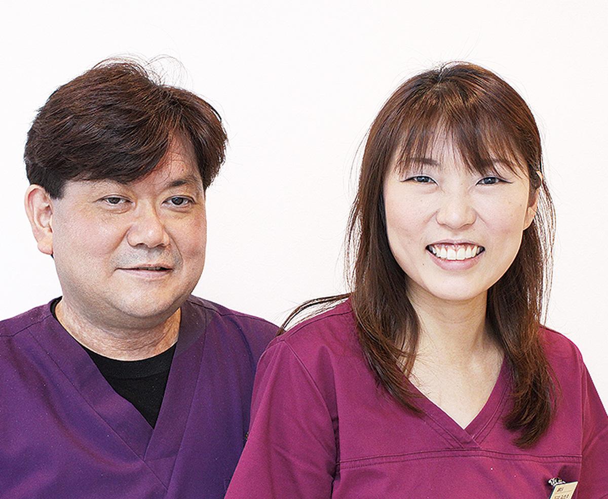 歯を残す治療を