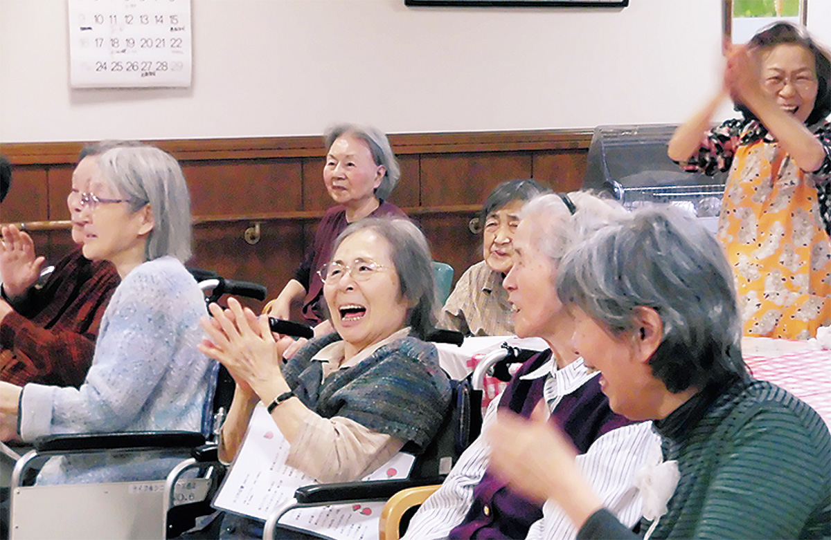長谷工グループの介護付有料老人ホーム