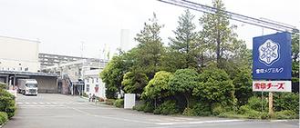 売却方針が発表された横浜チーズ工場