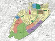 「21世紀の郊外住宅のお手本」掲げ