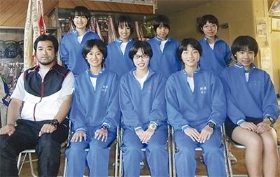 田奈中学校 男女共に4位入賞果たす 県中学校駅伝大会