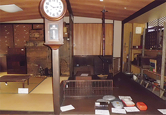 整備後の大道小ふれあいむかし資料館(金沢区)