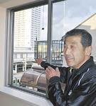 「窓からは長津田のシンボルも見える」と中山理事長
