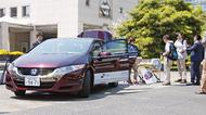 「水素自動車」普及盛り込む