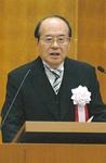 50周年の節目を迎え、思いを語る平岩敬一理事長