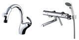 台所やお風呂で大活躍の節湯水栓