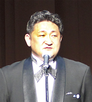 串田賢司氏