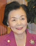横塚 靖子さん