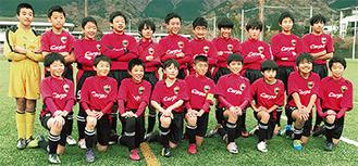 FCカルパの選手たち