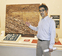 横浜の遺跡で考古学体験