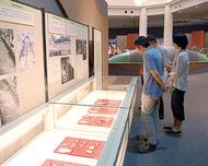 小机城の発掘調査展