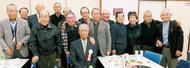鴨居で出版を祝う会