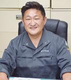 串田賢司社長