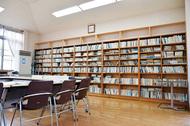 図書室新設に向け準備
