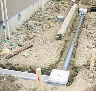 排水管イメージ