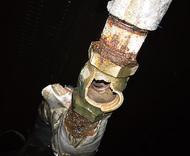 給水管の劣化、築30年なら要注意