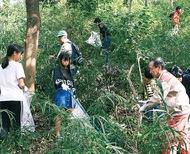 15年目の清掃活動