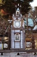 恩田町の時計台