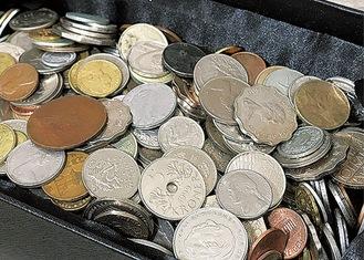 「日本円に換金して、お小遣いに」
