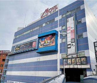 同ライブハウスが3階に今秋オープン予定の相鉄ムービル(ネイキッドロフト横浜提供)