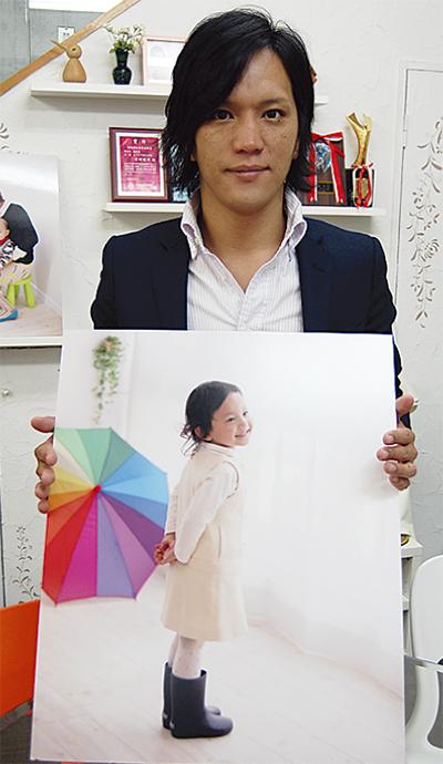 中野修平さん初入賞