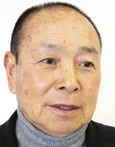 横溝 三郎さん