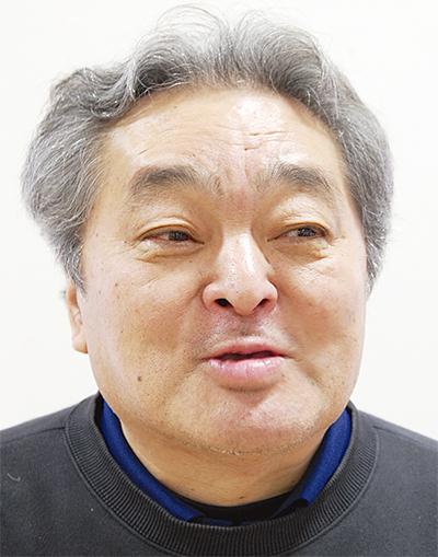 中島計夫(かずお)さん