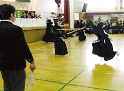 剣士287人が技競う