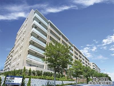 駅近新築マンション、最終期がオープン