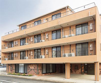 長津田で注目の高齢者向け住宅